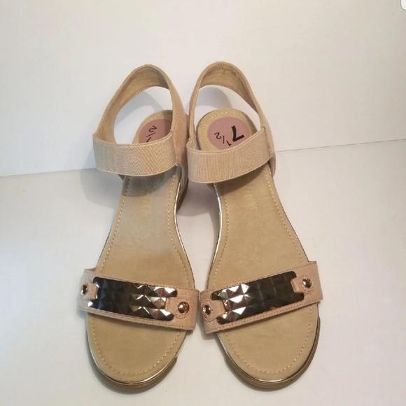 fdd9106760 Anne Klein Shoes | Ann Klein Sport Sandal | Poshmark